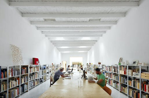 MAIO Studio, Barcelona, 2011-12. Photo credit: José Hevia.