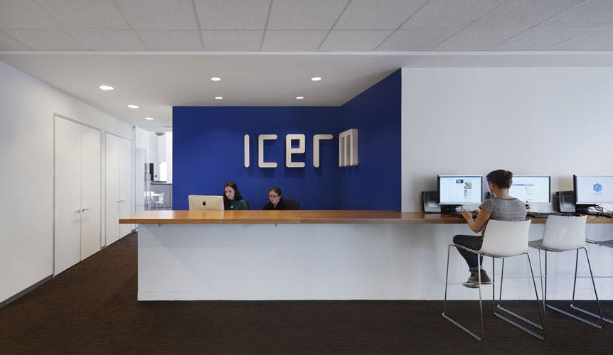 Icerm Architecture Research Office Archinect
