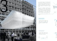 Cloud---CED Commencement Canopy Design and Installation
