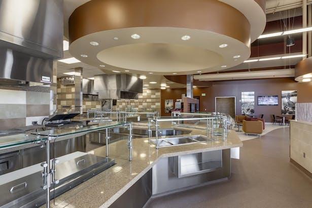 Edson Range Dining Hall