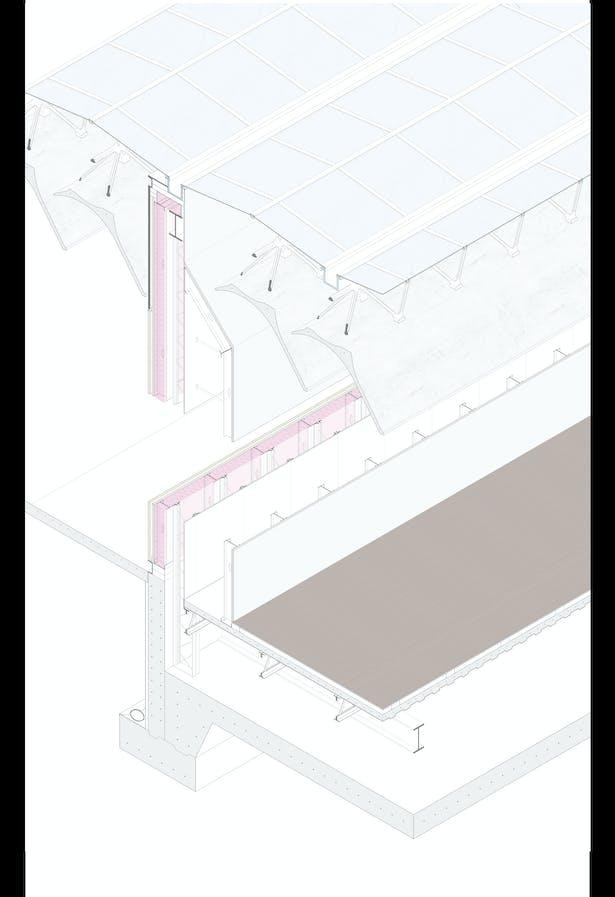Axonometric Detail Section