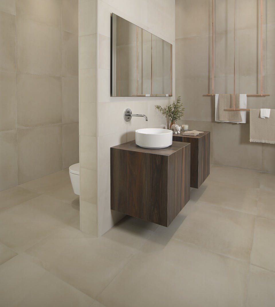 Derby 32x32 rectified porcelain roca tile usa archinect derby beige roca tile dailygadgetfo Images