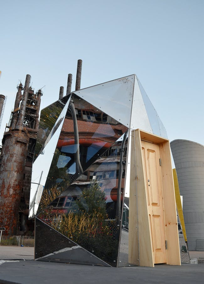 Imaginarium - Architectural Form at Play in Bethlehem, PA by Nik Nikolov, Wes Heiss, with Julia Klitzke and Kathryn Stevens