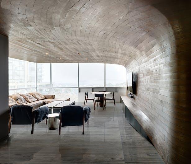 Local Studio Apartments: Michan Architecture