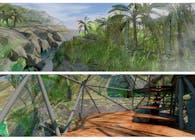 Jungle House Concept