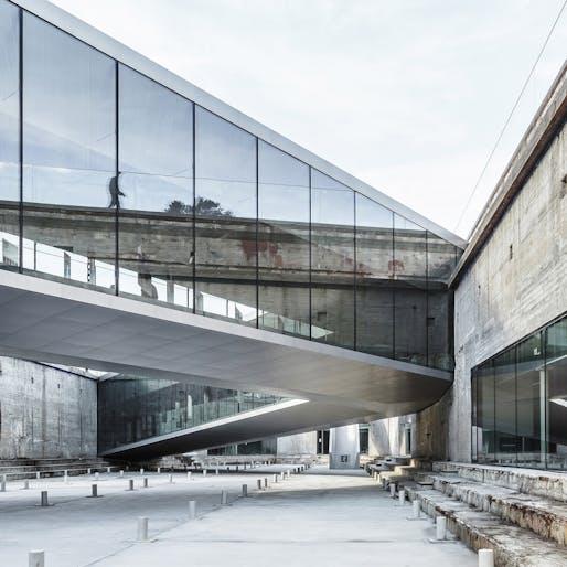 Danish Maritime Museum by BIG.