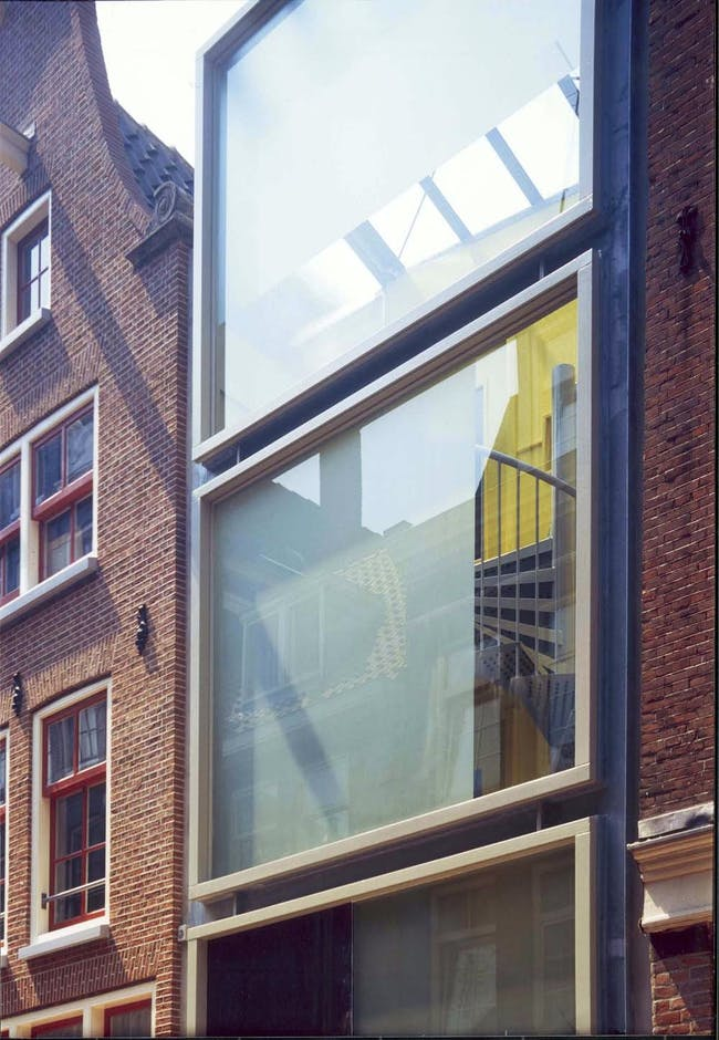 Haarlemmerbuurt in Amsterdam, the Netherlands by Claus en Kaan Architecten; Photo: Ger van der Vlugt