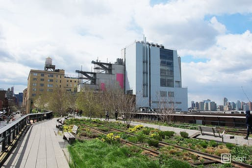 The New Whitney Museum by Renzo Piano (image by 6sqft)