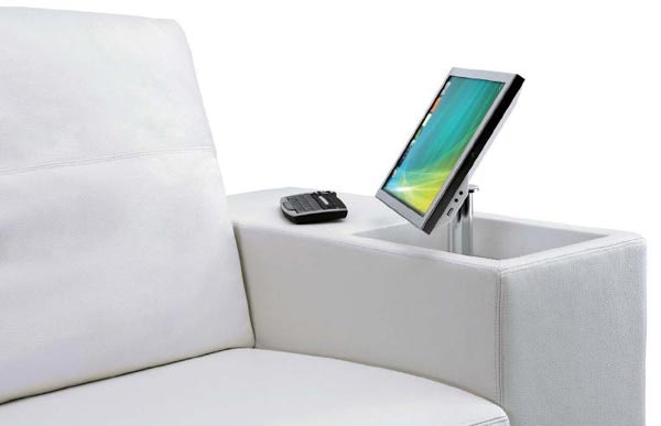 Charmant Artanovau0027s U0027Athena,u0027 A So Called Smart Couch With Embedded Technology.