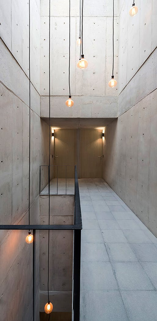 Bulgaria 533 in Mexico City by Dellekamp Arquitectos; Photo: Sandra Pereznieto