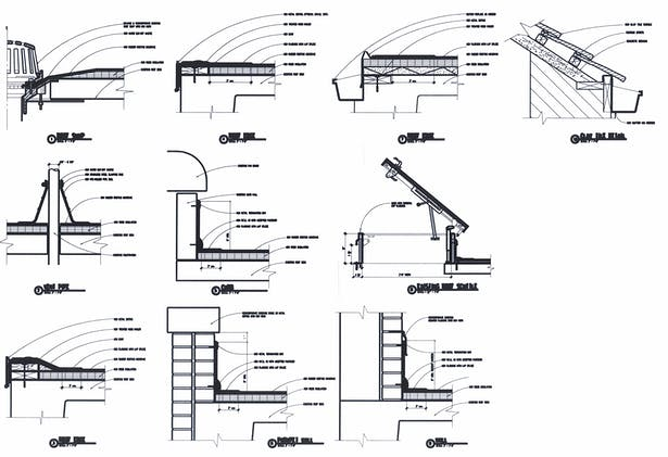 Re-roofing Details