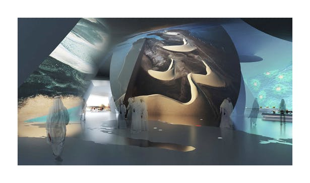 'National Museum of Qatar'