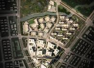 Tishman Speyer - The Springs CBD Landscape Planning