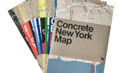 "Win a ""Concrete New York"" map city guide!"