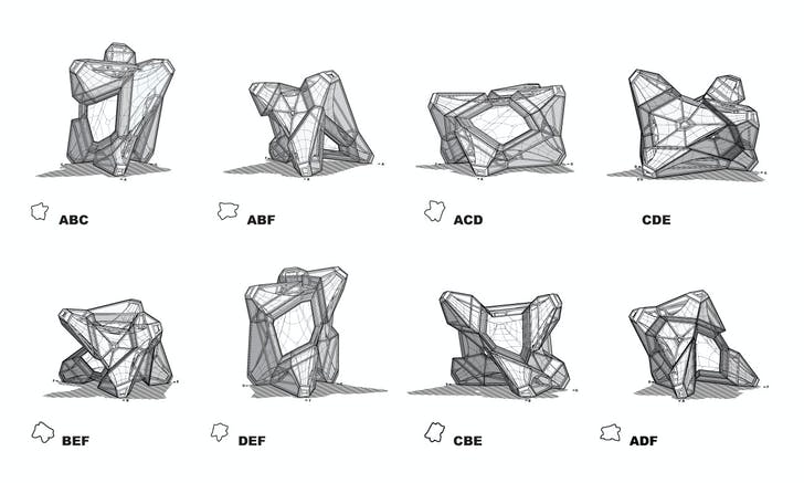 Diagram: positions