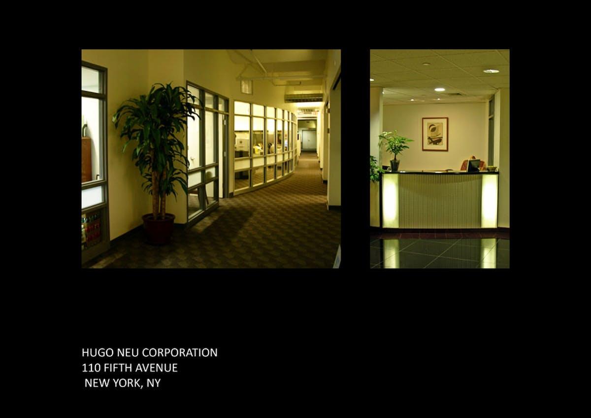5th Ave Hugo Neu Co Offices Ewa Roclawski Archinect