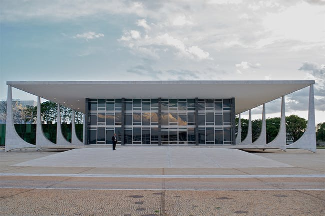 Supremo Tribunal Federal (Supreme Federal Court), Brasília