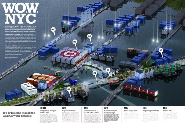 HONORABLE MENTION: W.O.W NYC by RUX Design LLC, USA (RUX Design LLC, USA (Russell Greenberg, Christopher Beardsley, and Joseph Corsi)