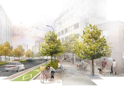 Six Points Interchange Etobicoke, ON Plan. Lead Firm: SvN. Image: SvN.