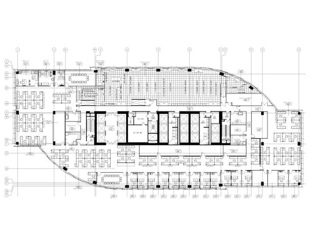Data Center Floor Plan