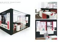 Manicure Airport Kiosks