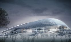 Populous' Fisht Olympic Stadium for Sochi Winter Games