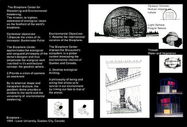 University project - 1994