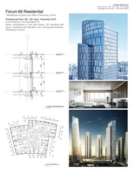 Forum 66_Residential Complex and Retail Podium in Shenyang, China