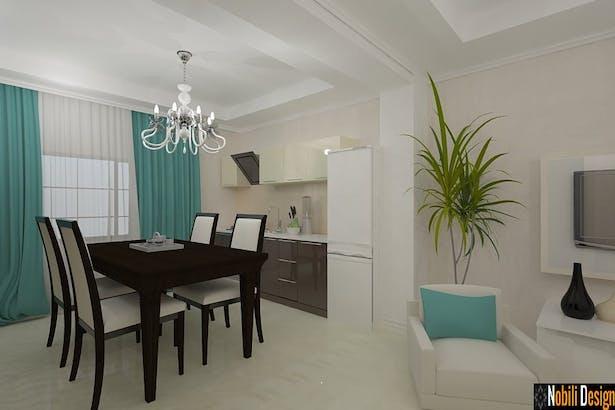 Servicii design interior - Design interior living case