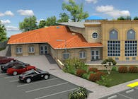 European Styles Architectural 3D Rendering & Modeling