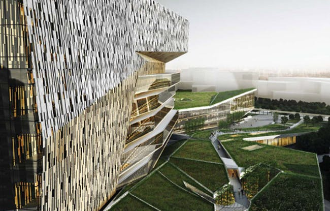 Special Mention/Social Infrastructure: Taiwan Centers of Disease Control, Mario Cipresso, Studio Shift/HOY, USA‐Taiwan