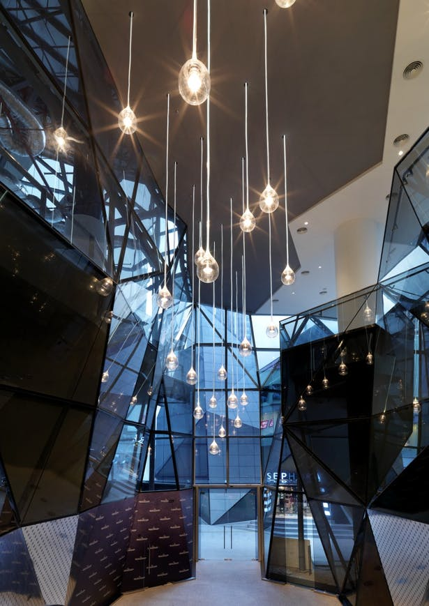Entrance Lobby Interior by Spark