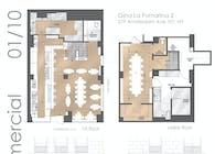 Ron Kopels Studio- La Fornarina Restaurant