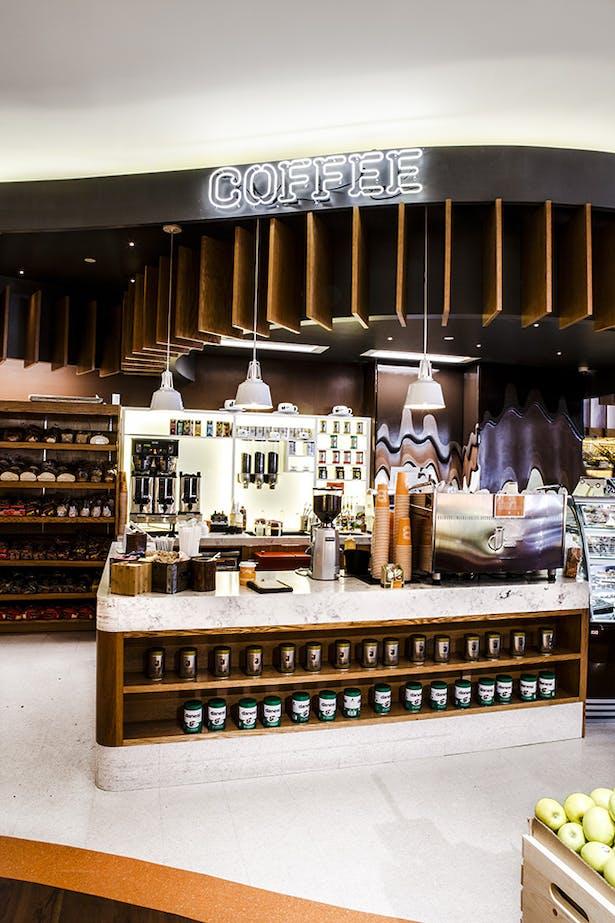 Coffee/Espresso Bar