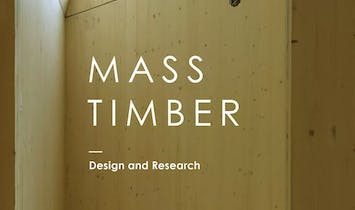 "Win ""Mass Timber: Design and Research"" by Susan Jones!"