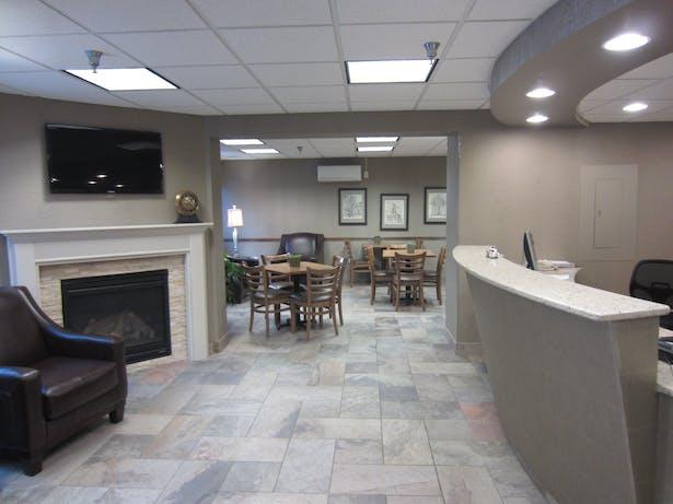 Lobby After Renovation