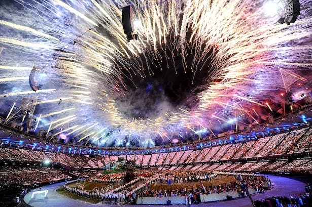London 2012 Olympic Stadium credit Getty Images