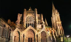 Chartres Cathedral restoration stirs up debate about historic authenticity