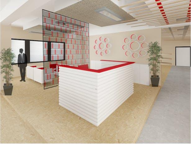 Reception/ Lounge View