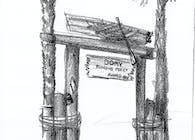 Sketch Newport Beach, CA
