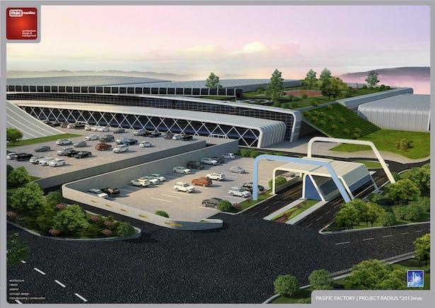 Azerbaijan Industrial Plant Park