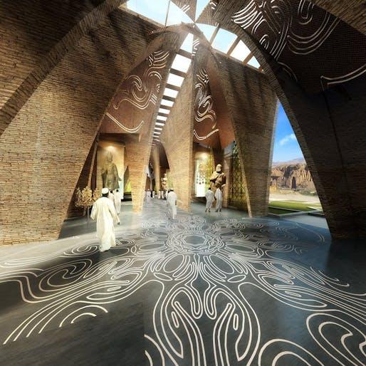 Interior Exhibition 2 Design and render by @Splendid4dStudio