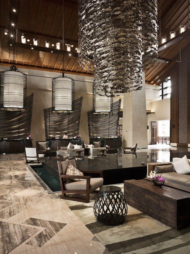 Haitang Bay No.9 Resort Sanya Resort Hotel - Lobby