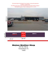 Mejia Muffler Shop Addition