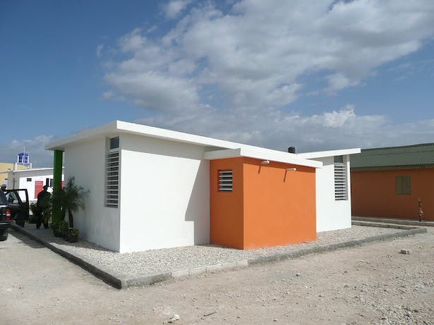 Multiple Dwellings Relief >> Haiti Housing Prototype | Inscape Publico | Archinect