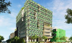 William McDonough + Partners unveil their first Latin American Cradle to Cradle-designed building in Bogota