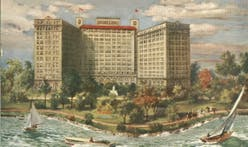 Spirit of Space interview Jeanne Gang for film on Chicago's historic Shoreland Hotel renovation