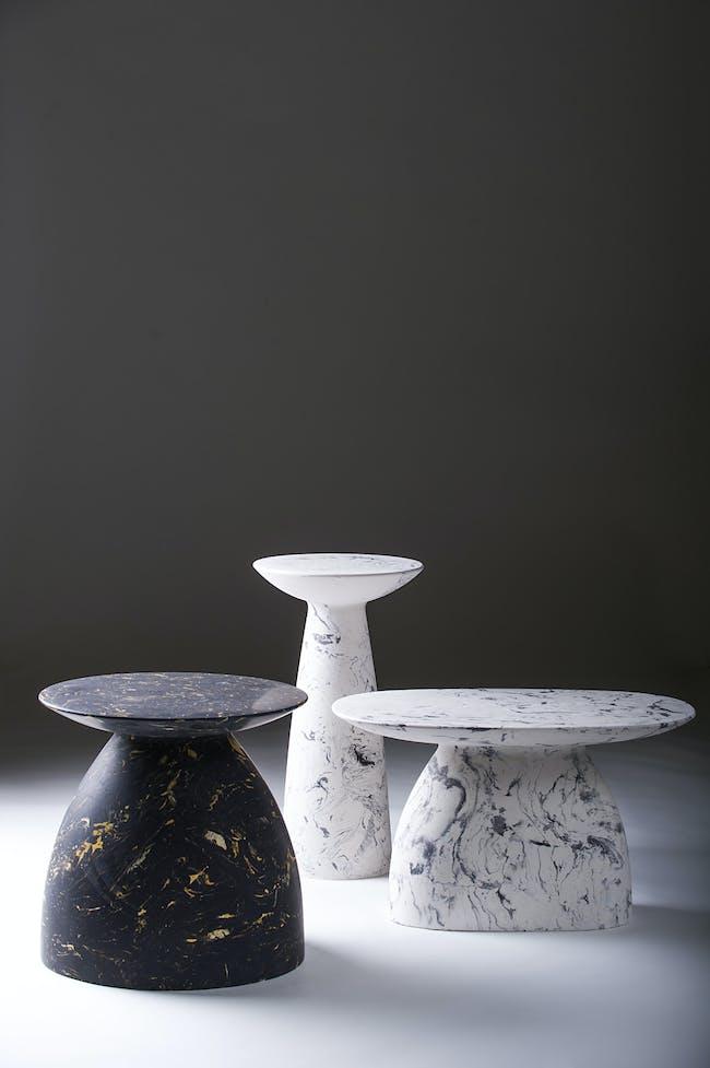 Best Furniture Design - Moss & Lam: W1 Tables. Photo credit: Azure