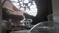 Frei Otto's center for lightweight structures, an architect-engineer who could have shown the way