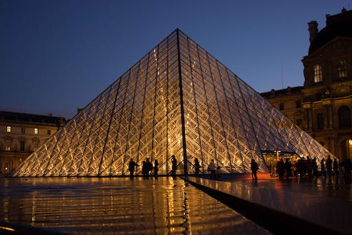The Louvre in Paris is undergoing a revamp intended to make it more easily navigable. Credit: Wikipedia